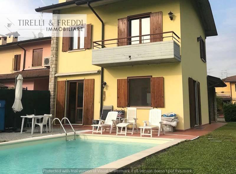 foto Pic Villa via Aldo Moro, Monticelli Brusati