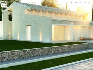 Foto - Villa bifamiliare, nuova, 160 mq, Monzambano