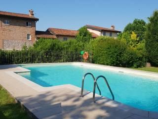 Foto - Villa a schiera via Rose di Sotto 58, Primo Maggio, Brescia