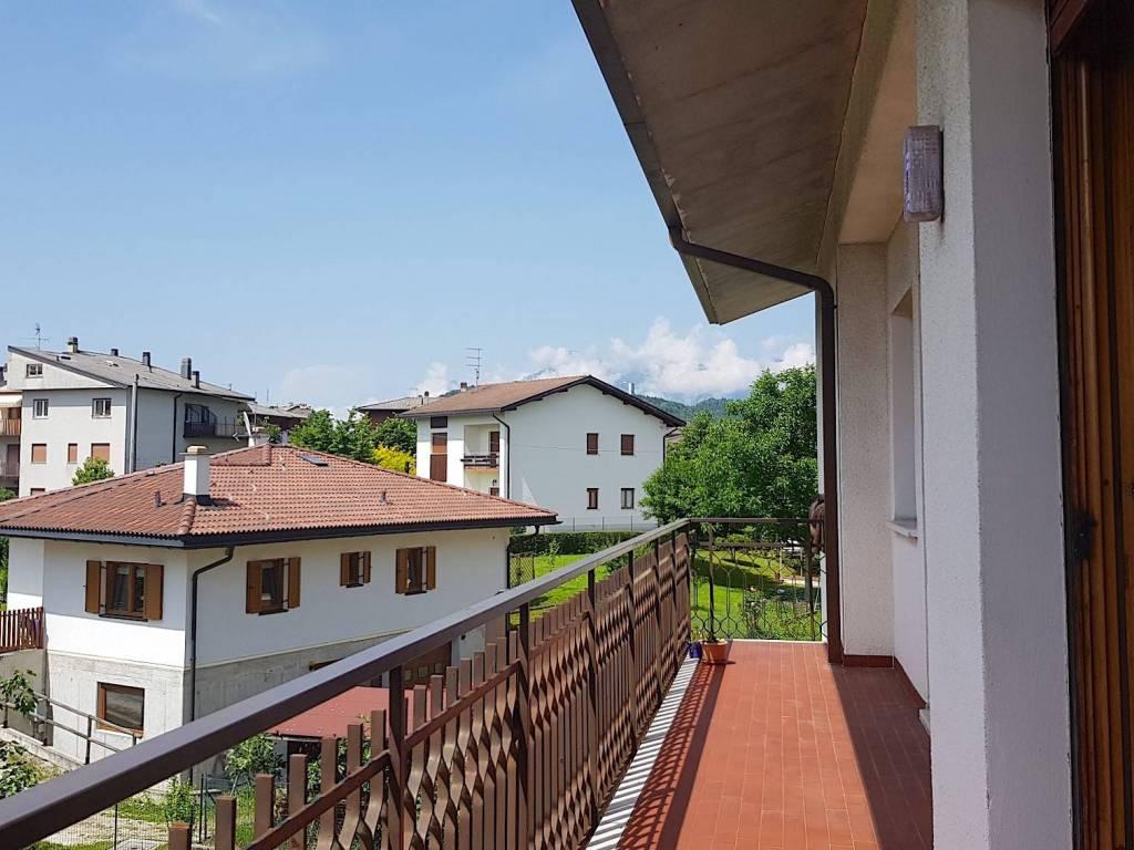 foto Terrazza Appartamento via Mur di Cadola 13, Belluno