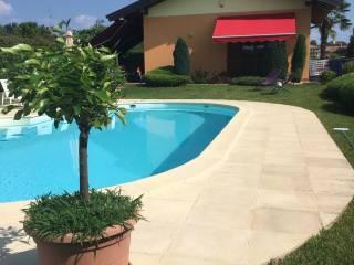 Foto - Villa via Vaprio, Mezzomerico