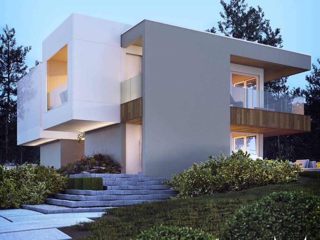 foto vista1 Villa, nuova, 240 mq, Modena