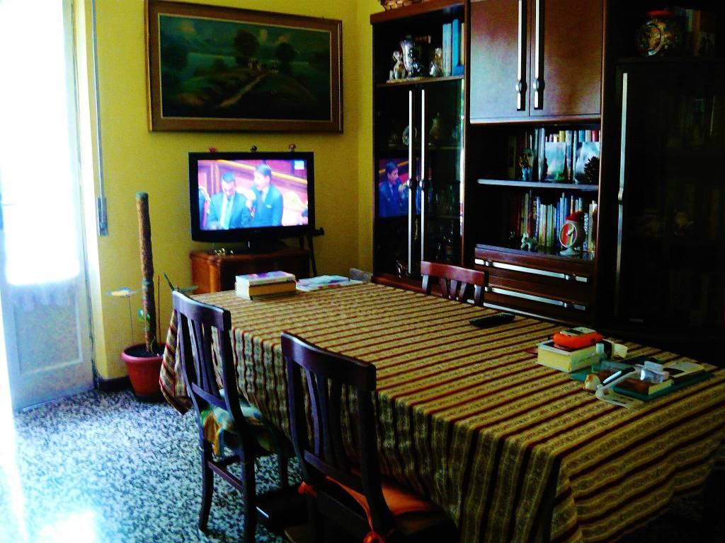 foto soggiorno 4-room flat viale 24 Maggio, Treviglio