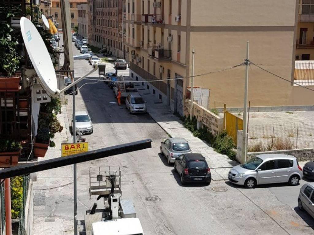 foto PANORAMA Trilocale via ai Fossi 39, Palermo