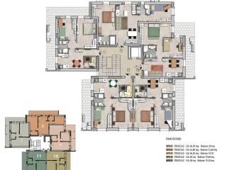 Foto - Trilocale nuovo, secondo piano, Legnaia - San Quirico - Monticelli, Firenze