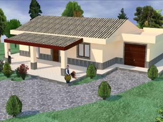 Foto - Villa, nuova, 130 mq, Viagrande