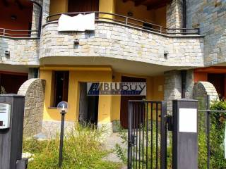 Foto - Villetta a schiera via Monte Bianco, Brenna
