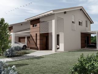 Foto - Villa, nuova, 195 mq, Poianella, Bressanvido
