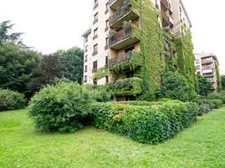 Foto - Trilocale via Giulio Caccini 12, Cazzaniga - Ospedale, Monza