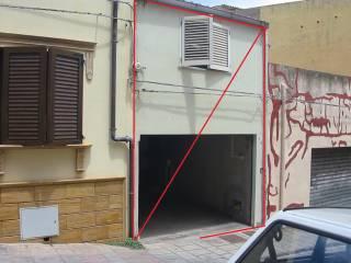 Foto - Box / Garage via Baccarini 22, Sant'Antioco