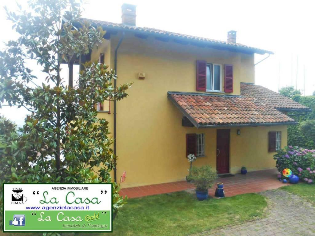 Foto 1 di Villa strada sant'Antonio 2, Albugnano