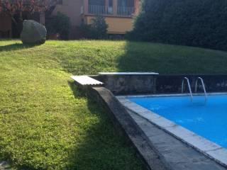Foto - Villetta a schiera via Quassa, Ranco