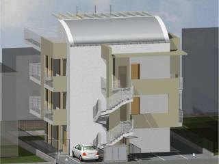 Foto - Bilocale nuovo, piano terra, Porto Sant'Elpidio
