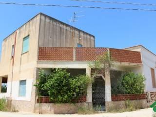 Foto - Casa indipendente Str  Pastore Marausa, 24, Marausa, Trapani
