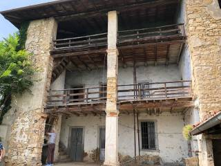 Photo - Farmhouse, to be refurbished, 360 sq.m., Chiuduno