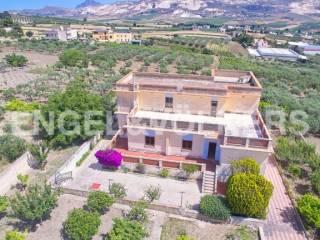 Foto - Villa via Passo Casale 43, Buseto Palizzolo