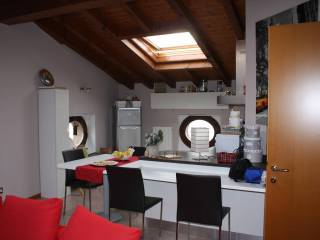 Foto - Attico / Mansarda via San Benedetto, Pontida