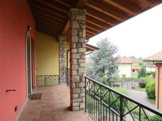 Foto - Bilocale via Caselle, Villa di Serio