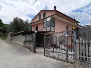 Foto - Casa indipendente 188 mq, buono stato, Auletta