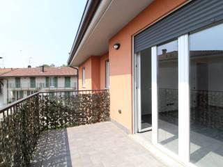 Foto - Trilocale via Sante Duzioni, Asnago, Cantù