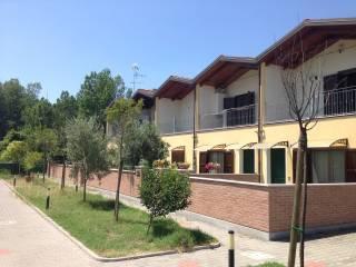 Foto - Villetta a schiera via della Resistenza 31, Savarna, Ravenna