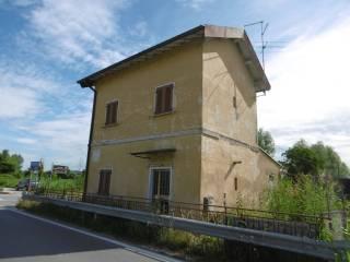 Foto - Rustico / Casale, da ristrutturare, 100 mq, Grumello Cremonese, Grumello Cremonese ed Uniti