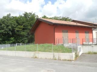 Photo - Terraced house 4 rooms, new, Strambino