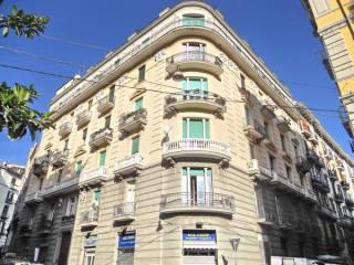 Foto - Quadrilocale corso Vittorio Emanuele, Mergellina - Piedigrotta, Napoli