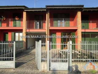 Photo - Terraced house 4 rooms, new, Cappella Cantone