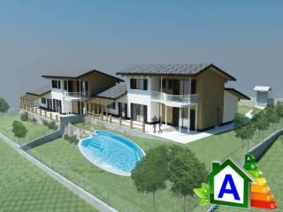 Foto - Villa unifamiliare, nuova, 228 mq, Castagneto Po