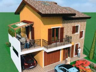 Photo - Terraced house via Saluzzo, Castelletto Stura