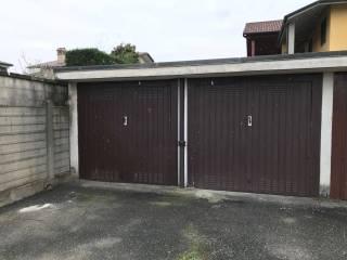 Foto - Box / Garage via Eugenio Montale, Senago