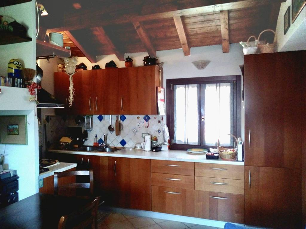 foto  Villetta a schiera 2 locali, ottimo stato, Linarolo