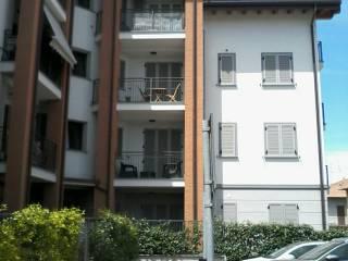 Foto - Bilocale nuovo, piano terra, Triuggio