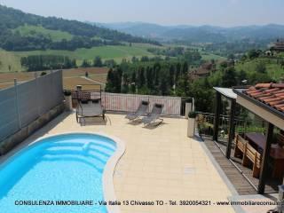 Foto - Villa via Montamisè 37, San Sebastiano da Po