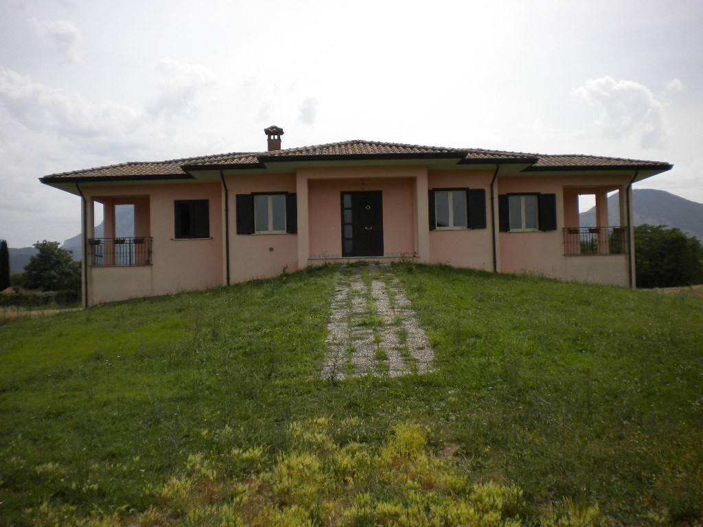 foto  Two-family villa via Santa Croce, Pignataro Interamna