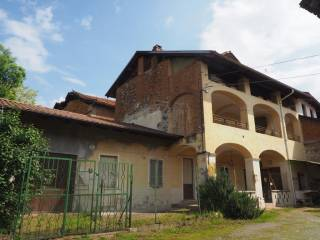 Foto - Casa indipendente via Dante Alighieri, Corticella, Roasio