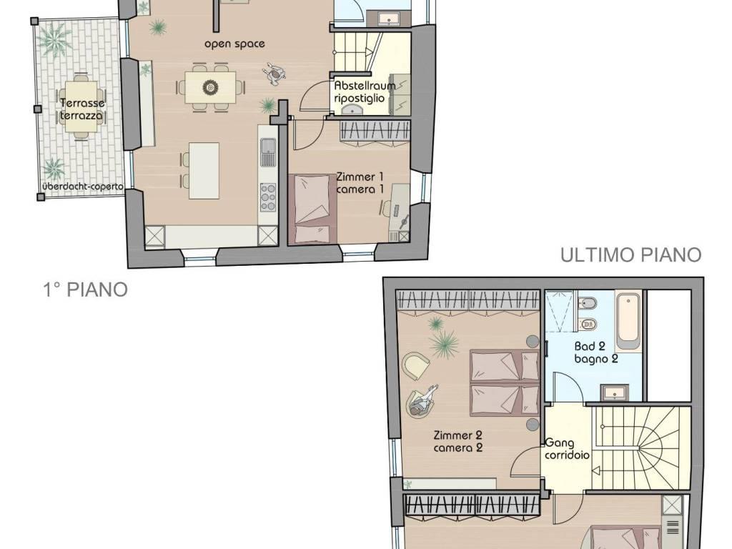 foto  Apartment via Merano, Terlano