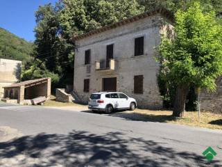 Foto - Casa indipendente piana del ponte, -1, Torri in Sabina