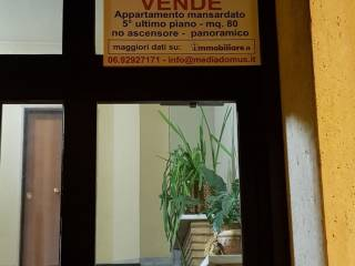 Foto - Attico / Mansarda via Goffredo Mameli, Frascati