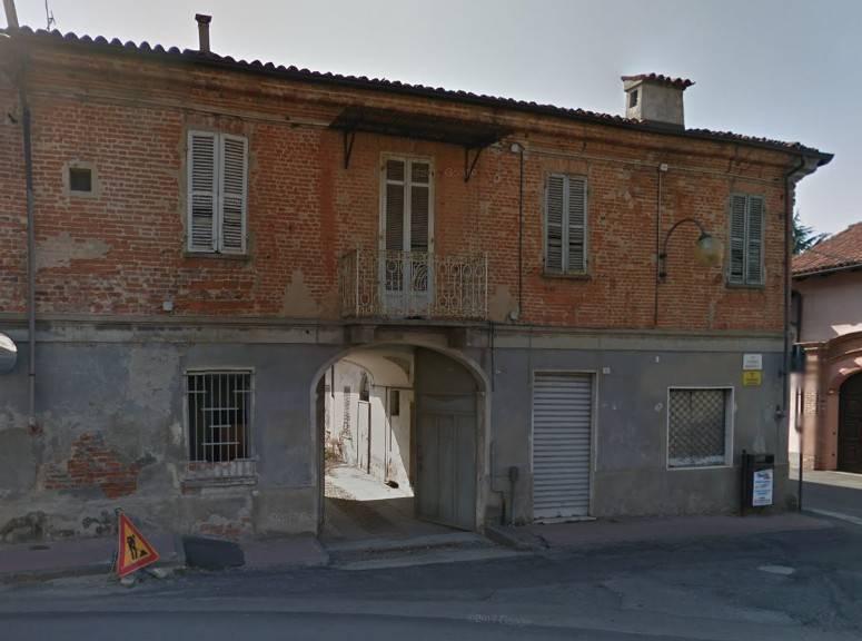 foto  Palazzo / Stabile all'asta via Vittorio Emanuele II, Sommariva del Bosco