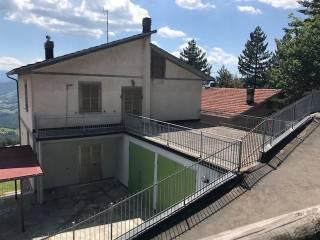 Foto - Trilocale via Santa Giulia, Palagano