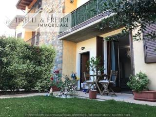 Foto - Trilocale via dei Mille, Cazzago San Martino