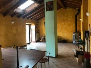 Foto - Attico / Mansarda ottimo stato, 95 mq, Castello di Brianza