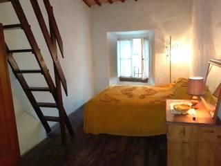 Foto - Trilocale buono stato, primo piano, Monte Cerignone
