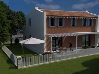 Foto - Villa, nuova, 200 mq, Povegliano