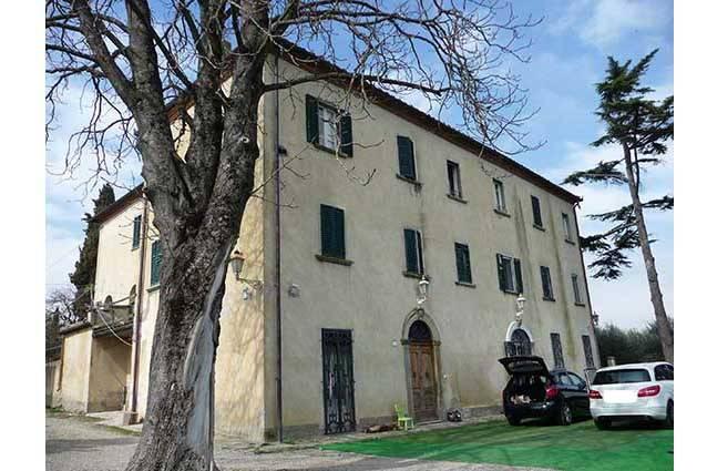 foto  Villa all'asta via della Signaia, Marciano della Chiana