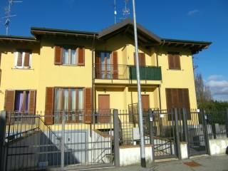 Foto - Villetta a schiera 4 locali, nuova, Bereguardo