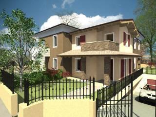 Foto - Villa bifamiliare via Breda, Bargnano, Corzano