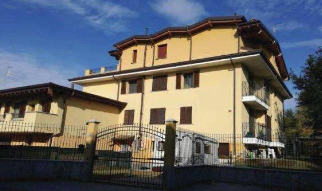 foto  Quadrilocale all'asta via per Milano 47, Bregnano